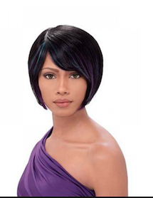 Bump Collection Wig Vogue, 100% Human hair Wig