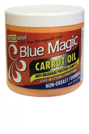 Blue Magic Carrot Oil Conditioner 13.75oz