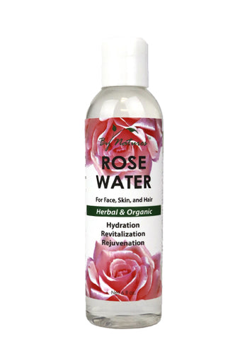 Rose Water Hydration Revitalization Rejuvenation 6oz