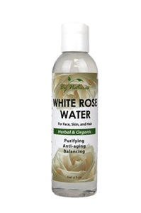White Rose Water Purifying Anti-aging Balancing 6oz