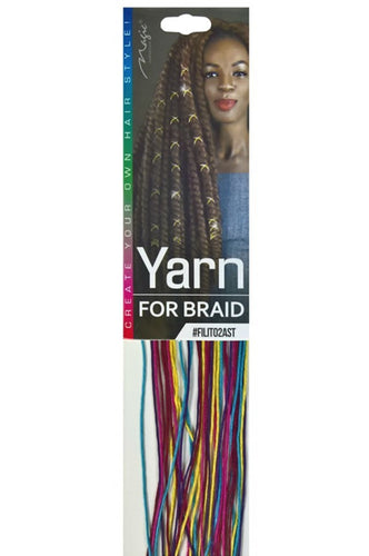 Magic Collection Yarn String [Cotton] for Braids