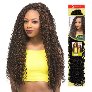 "Bahamas Curl 24"", Synthetic Braids"