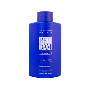BelDam Blue Skin Lightening Body Milk 17.6oz