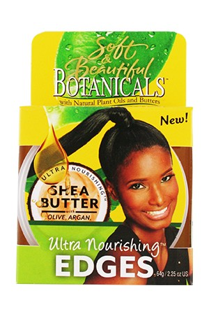 Botanicals Shea Butter Edges 2.25oz