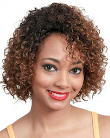 Lace Wig Bess, 100% Human Hair Wig