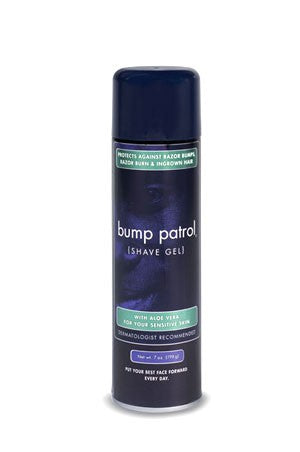 Bump Patrol Shave Gel: Ultra Sensitive Aloe Vera 7oz
