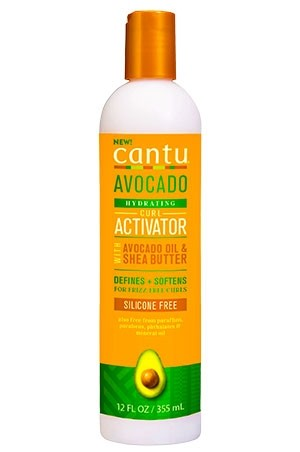 Cantu Avocado Curl Activator Cream 12oz