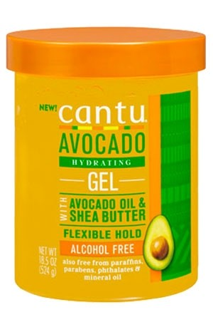 Cantu Avocado Curl Activator Gel 18.5oz