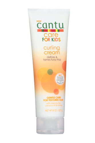 Cantu Kids Curling Cream Tube 8oz