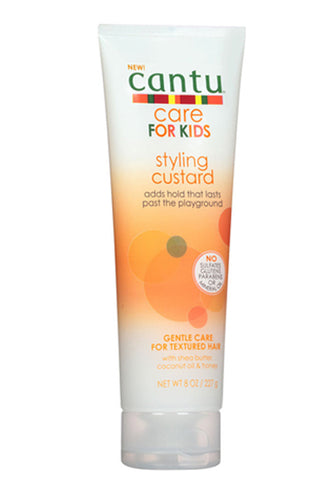 Cantu Kids Styling Custard Tube 8oz
