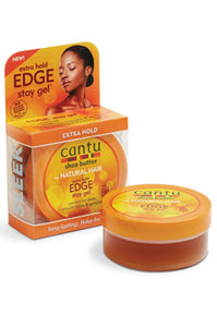 Cantu Natural Hair Edge Gel [Extra Hold] 2.25oz