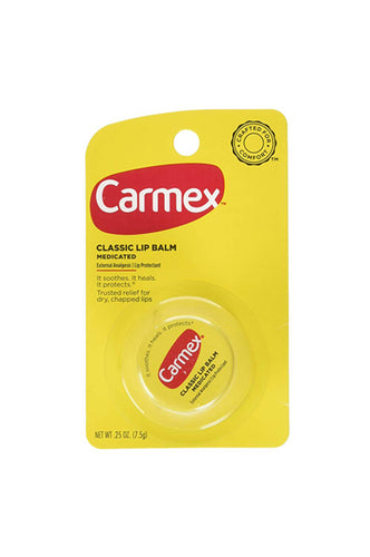 Carmex Packaged Classic Lip balm-medicated 0.25oz