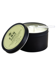 CBD DAILY 3 In 1 Massage Candle 6oz