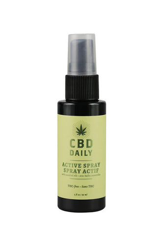 CBD DAILY Active Spray 2oz
