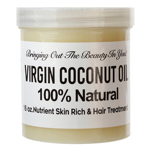 100% Pure Cocoa Butter (16oz)