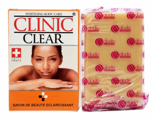 Clinic Clear Whitening Body Soap 7.6 oz