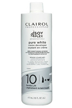 Clairol Pure White Cream Developer 10 (16oz)