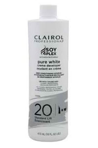 Clairol Pure White Cream Developer 20 (16oz)