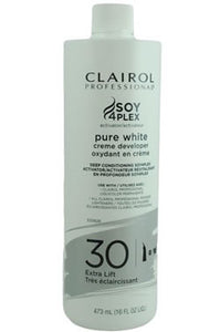 Clairol Pure White Cream Developer 30 (16oz)