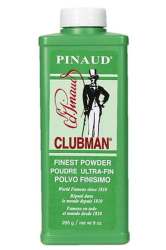 CLUBMAN Finest Powder (9oz)