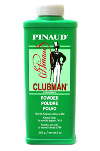 CLUBMAN Pinaud Cornstarch Powder (9oz)