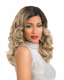 Custom Lace Wig Divine Curl, Synthetic Hair Wig