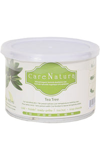 Natural Organic Depilatory Wax [Tea Tree] 14oz