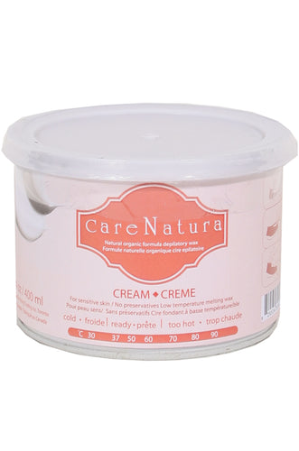 Natural Organic Depilatory Wax [Cream] 14oz