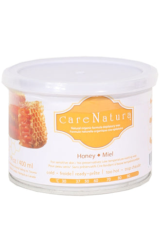 Natural Organic Depilatory Wax [Honey] 14oz