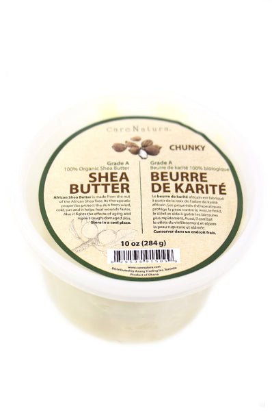 100% Natural Pure White African Shea Butter 8oz