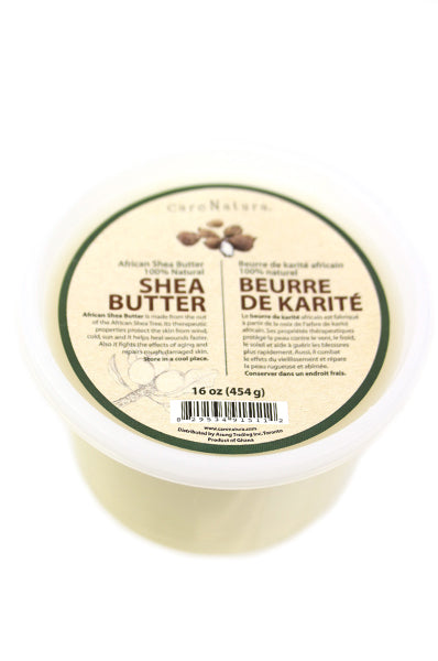 100% Natural Pure White African Shea Butter 16oz