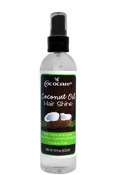 Cococare Coconut Oil Hair Shine (6oz)