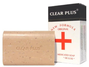 Clear Plus Deluxe Medicated Soap 3.5 oz