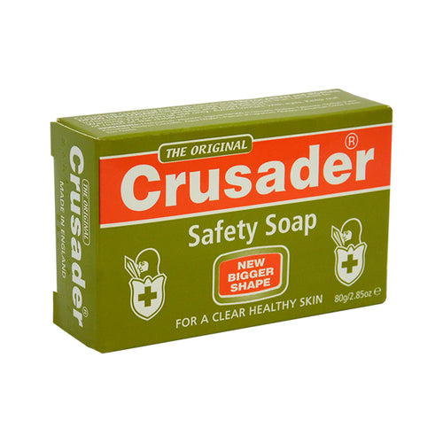 Crusader Skin Safety Soap 80g