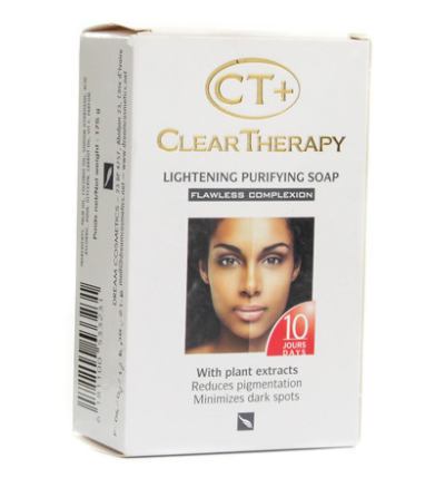 CT+ Clear Therapy Lightening Purifying Soap 5.8oz