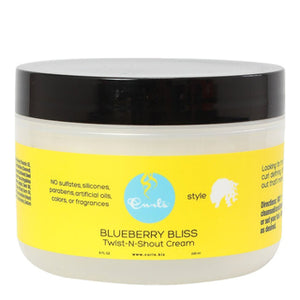 CURLS Blueberry Bliss Twist N Shout Curl Cream 8oz