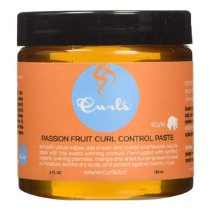 CURLS Paste Passion Fruit Curl Control Paste 4oz
