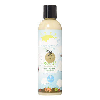 CURLS Organic Baby Cure Care Patty Cake Conditioner 8oz, for kids