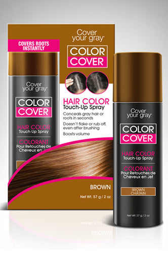 Cover Your Gray Hair Color Touch-up Spray #Dark Brown 2oz