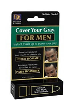 Cover Your Gray Stick for Men (Jet Black)