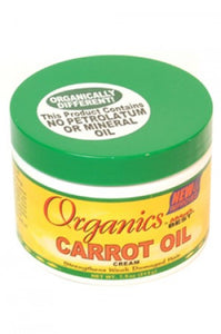 Organics Carrot Oil Creme 7.5oz