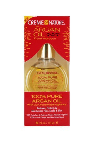 Creme of Nature 100% Pure Organ Oil 1 Oz