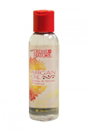 Creme of Nature Argan Oil Smoth&Shine Polisher 4oz