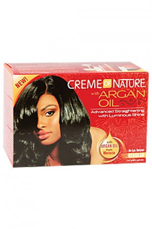 Creme of Nature Argan Oil Relaxer Kit - Reg