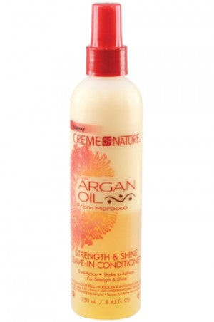 Creme of Nature Argan Oil Strenght & Shine Leave-In Conditioner 8.45oz