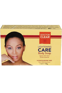 Doctor Clear Body Soap [Sensitive Skin] 7oz