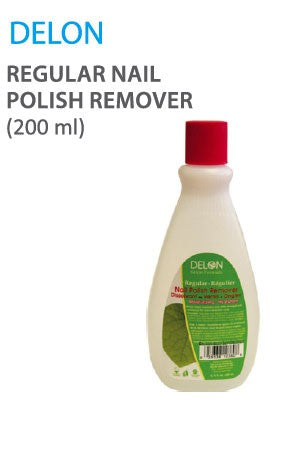 Delon Regualr Nail Polish Remover 200ml