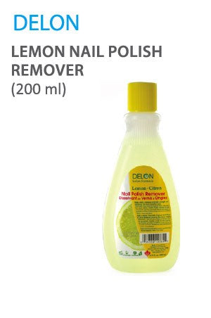 Delon Lemon Nail Polish Remover 200ml