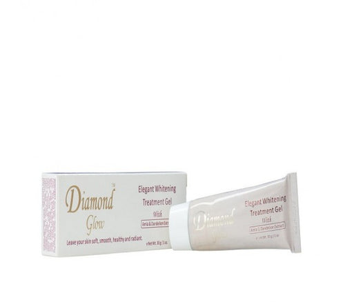 Diamond Glow Elegant Whitening Treatment Gel 30g