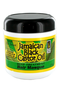 Doo Gro Jamaican Black Caster Oil Hair Masque 6oz